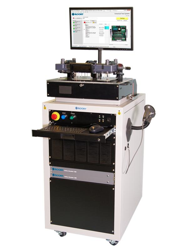 BMS Manufacturing Test System