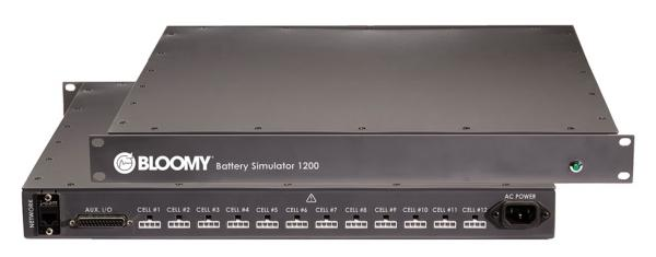 Battery Simulator 1200