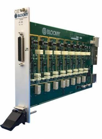 8-Channel Thermocouple Simulator Module