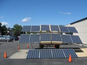 4kW Portable PV Energy Storage System