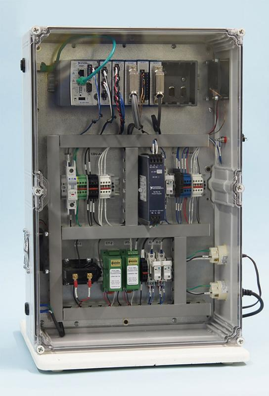 EnergyMAX Demo Panel