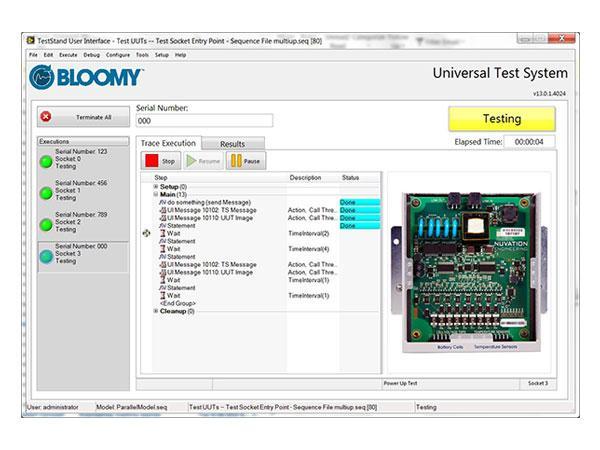 UTS Software Suite