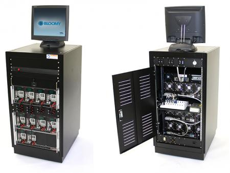 Primary lithium cell test system