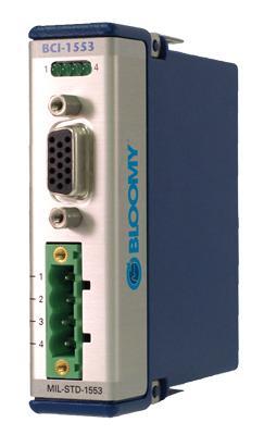 1553B C Series Module