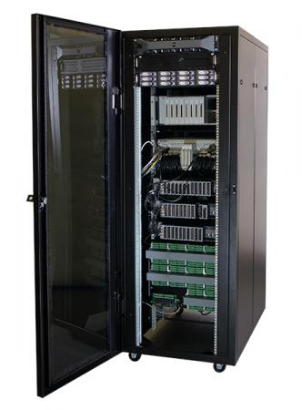Very high channel count DAQ system for aerospace systems integration lab