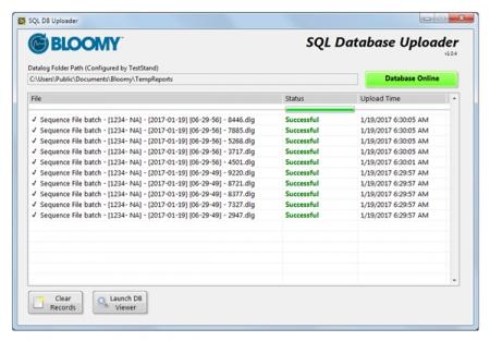 SQL Database Uploader