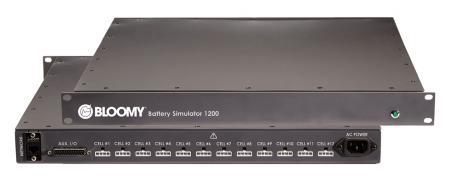 Battery Simulator 1200