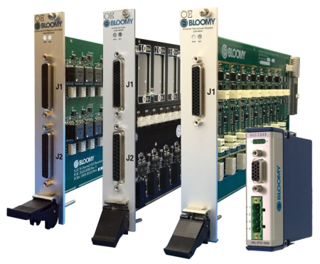 SLSC and cRIO Modules